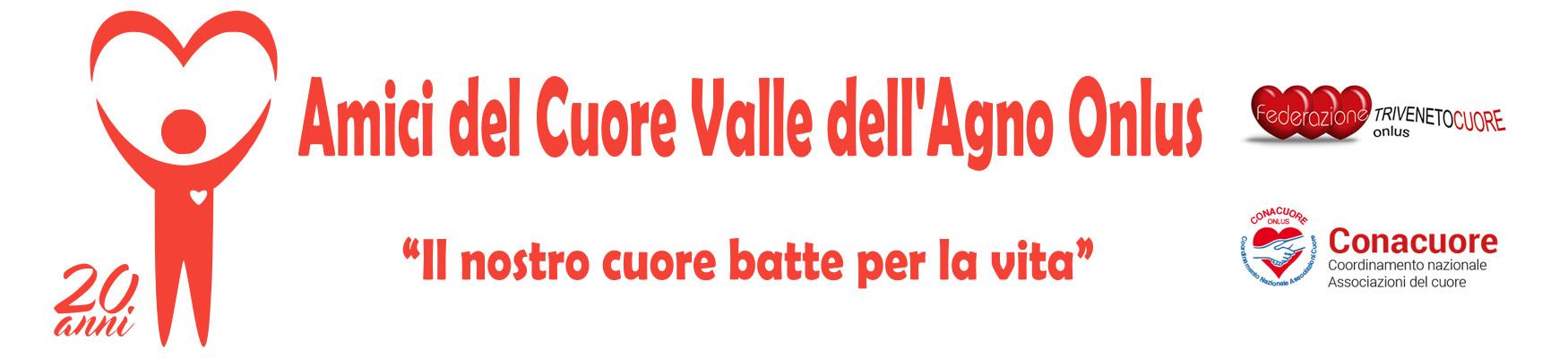 Associazione Amici del Cuore Valle dell'Agno (Valdagno) Onlus