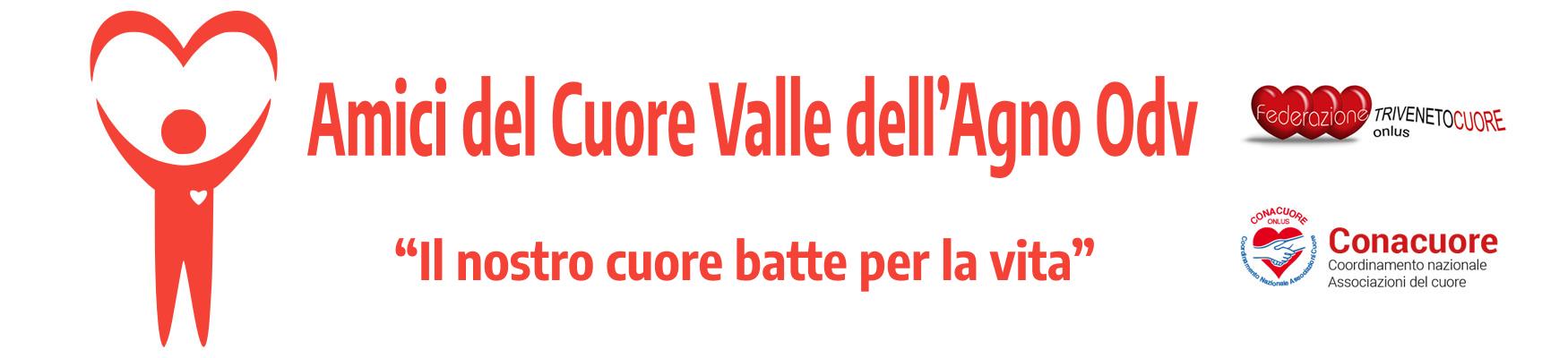 Associazione Amici del Cuore Valle dell'Agno (Valdagno) Odv